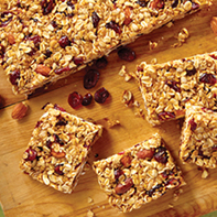 Homemade protein bars recipe