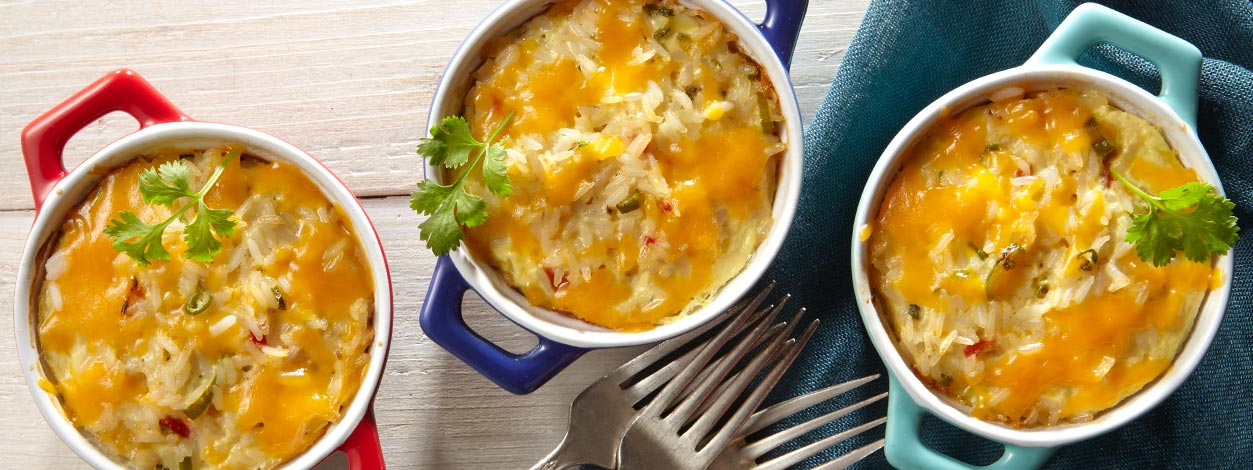 southwest baked egg cup recipe