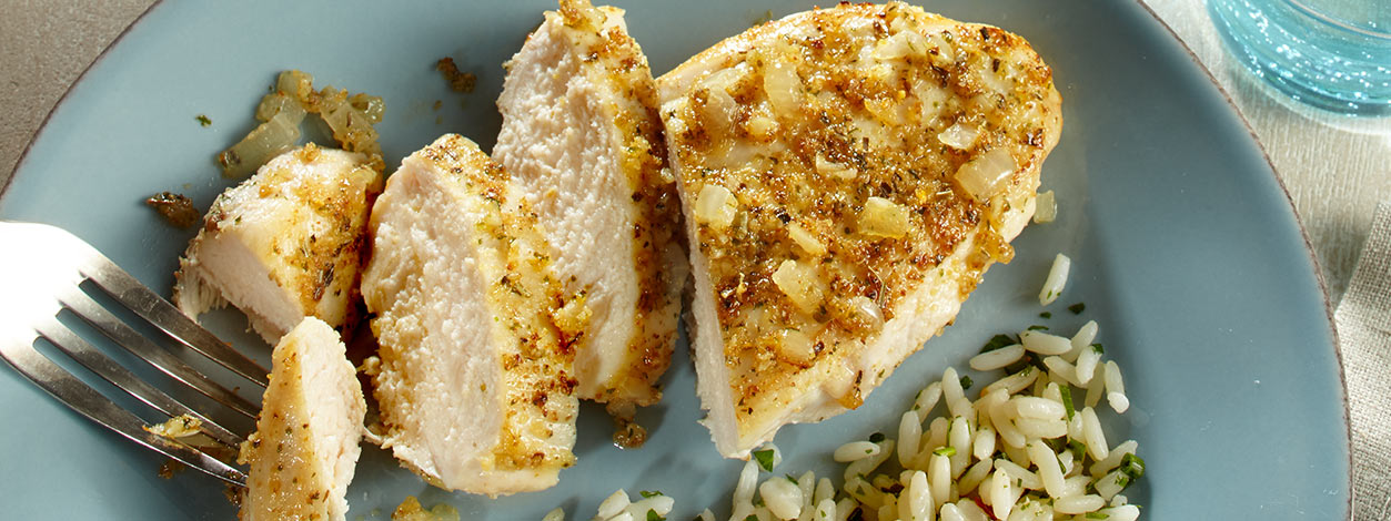 Herb Roasted Chicken Breasts Recipe Fresenius Kidney Care