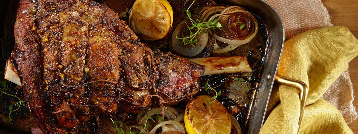 roast leg of lamb recipes