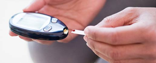 Be sure to have your blood sugar levels monitored with AKI.